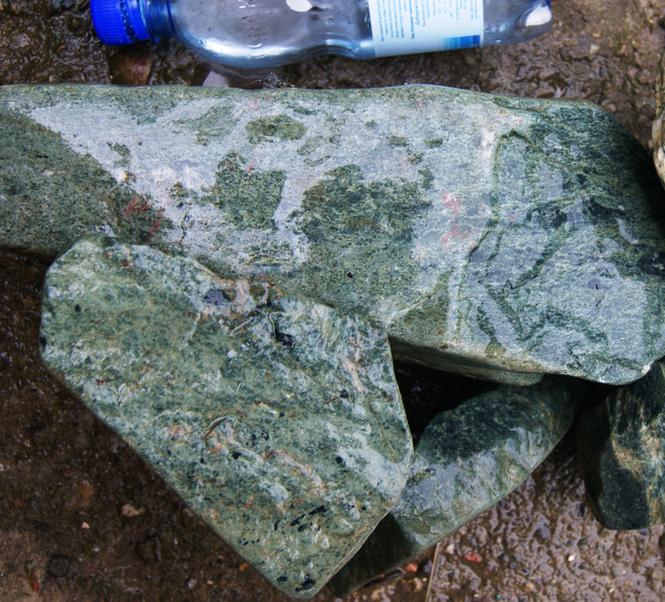 Правильные камни для бани